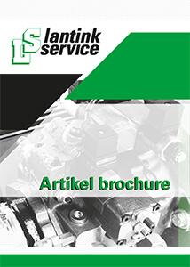 Lantink Service artikelbrochure
